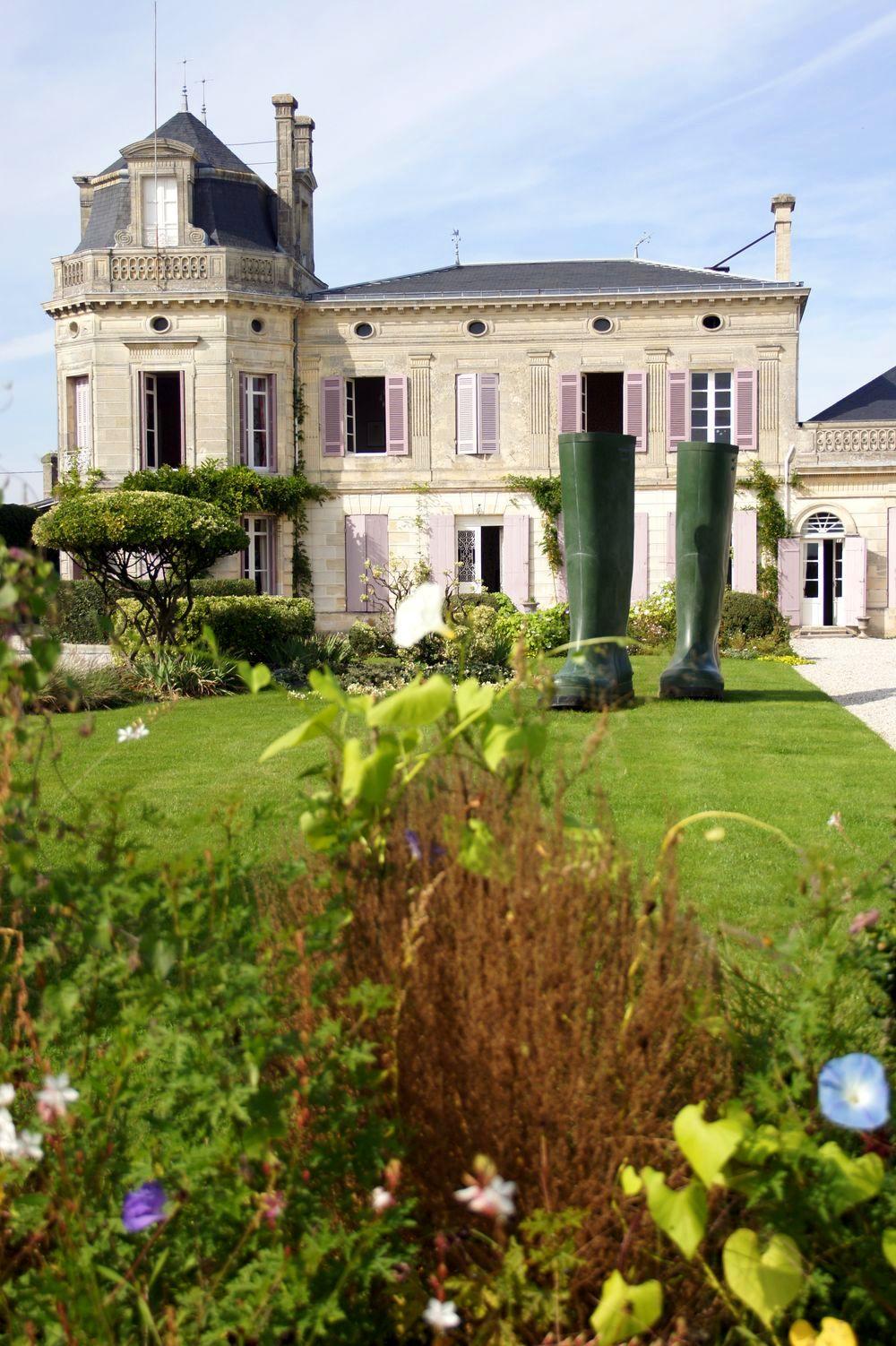 Château Chasse-Spleen - Château 3
