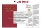 Château Dutruch Grand Poujeaux - Guide Hachette Sélection 2013