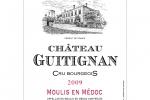 Château Guitignan - Etiquette (2009)