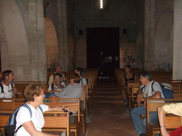 Chemin Pédestre - Groupe Eglise