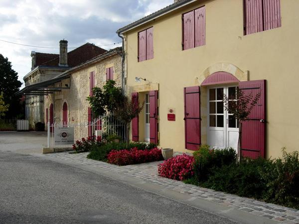 Château Granins Grand Poujeaux - Bureaux