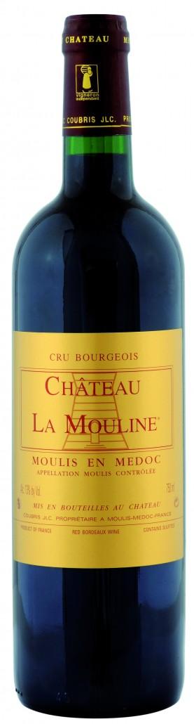 Château La Mouline - Bouteille