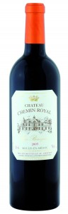 Chateau Chemin Royal - Bouteille 2005