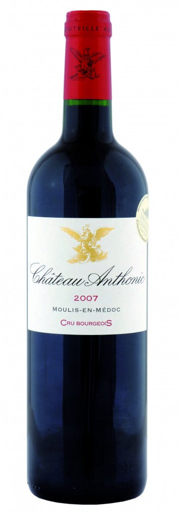Chateau_Anthonic - Bouteille _2007