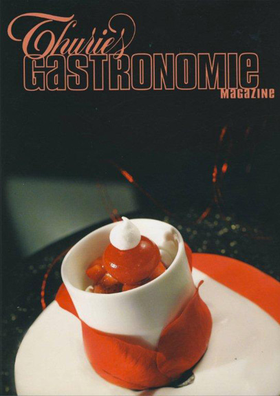 Thuries Gastronomie Magazine Avril 2007