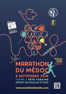 2018 - Marathon du Médoc bis