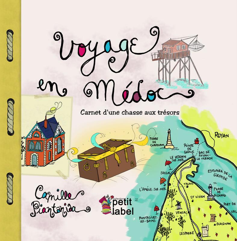 Voyage En Medoc - Camille Piantanida