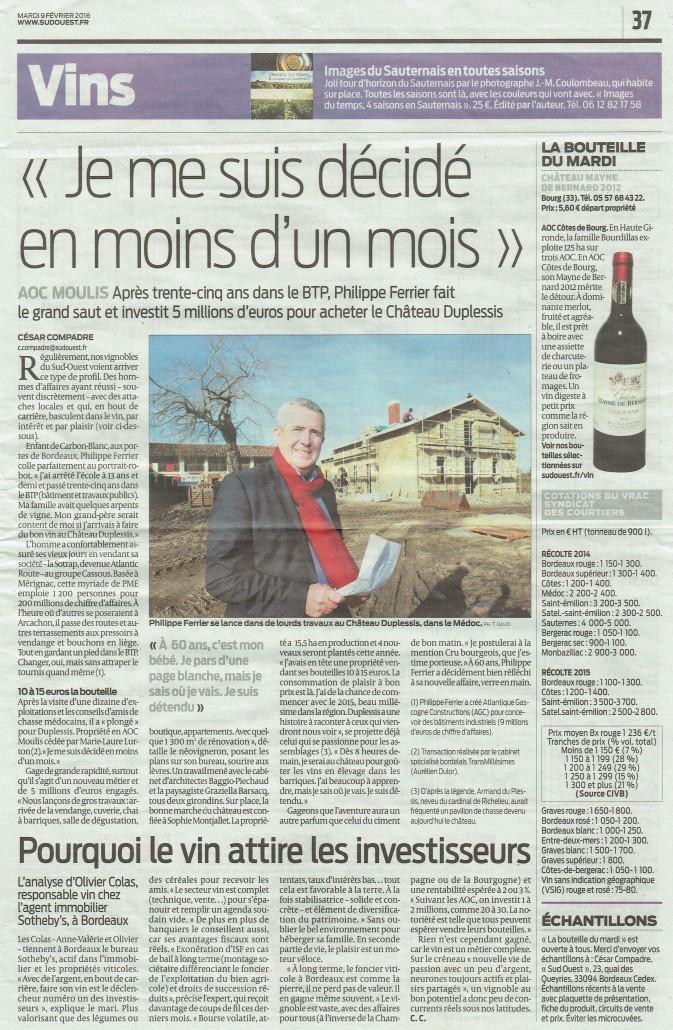 2016_02_10 - SO - Château Duplessis