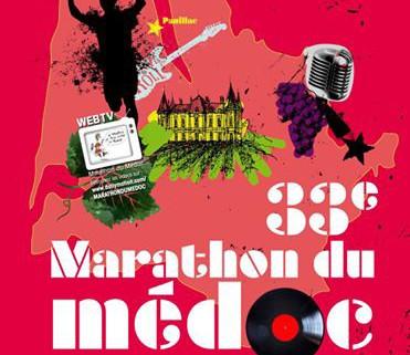 2017 - Marathon du Médoc - Square