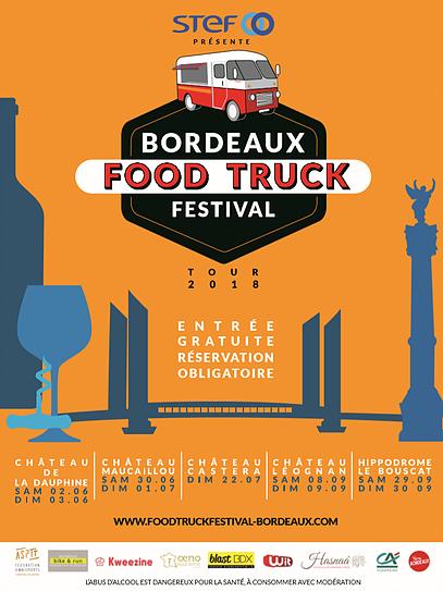 Festival Du Food Truck Bordeaux