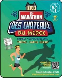 2019 - Marathon du Médoc