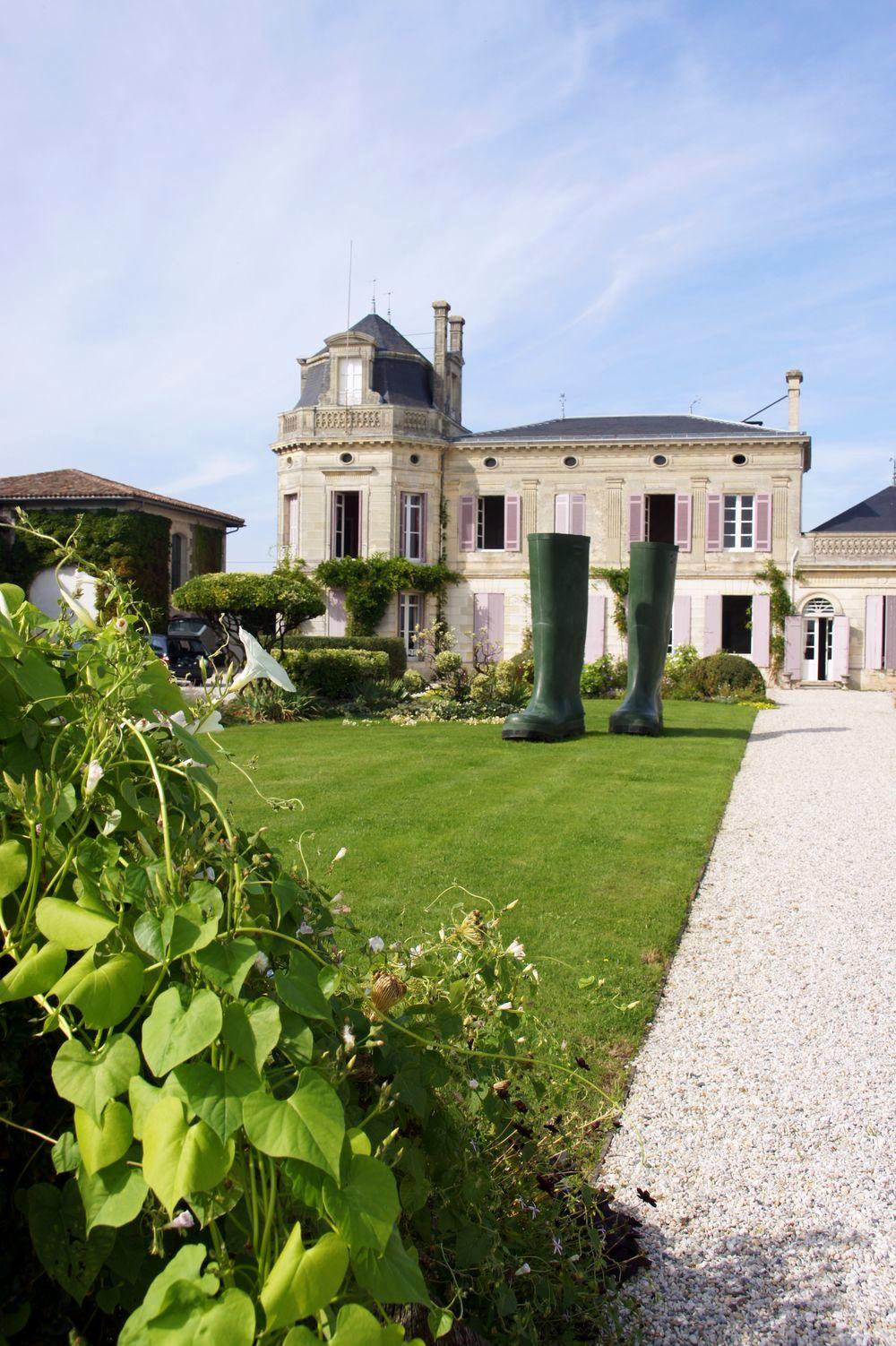 Château Chasse-Spleen - Château 9