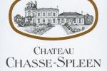 Château Chasse-Spleen - Etiquette (2000)
