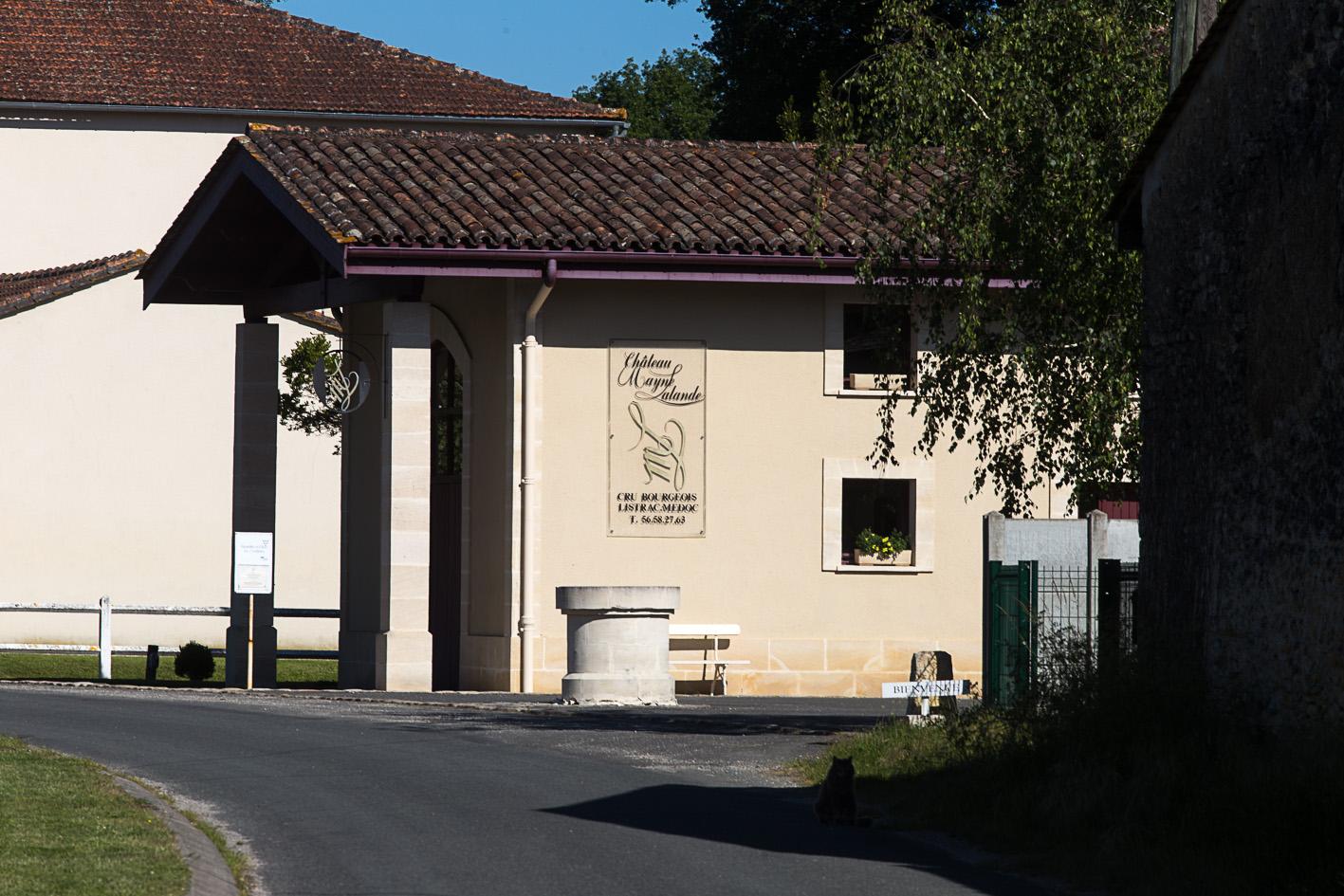 Château Myon de l'Enclos - Accueil