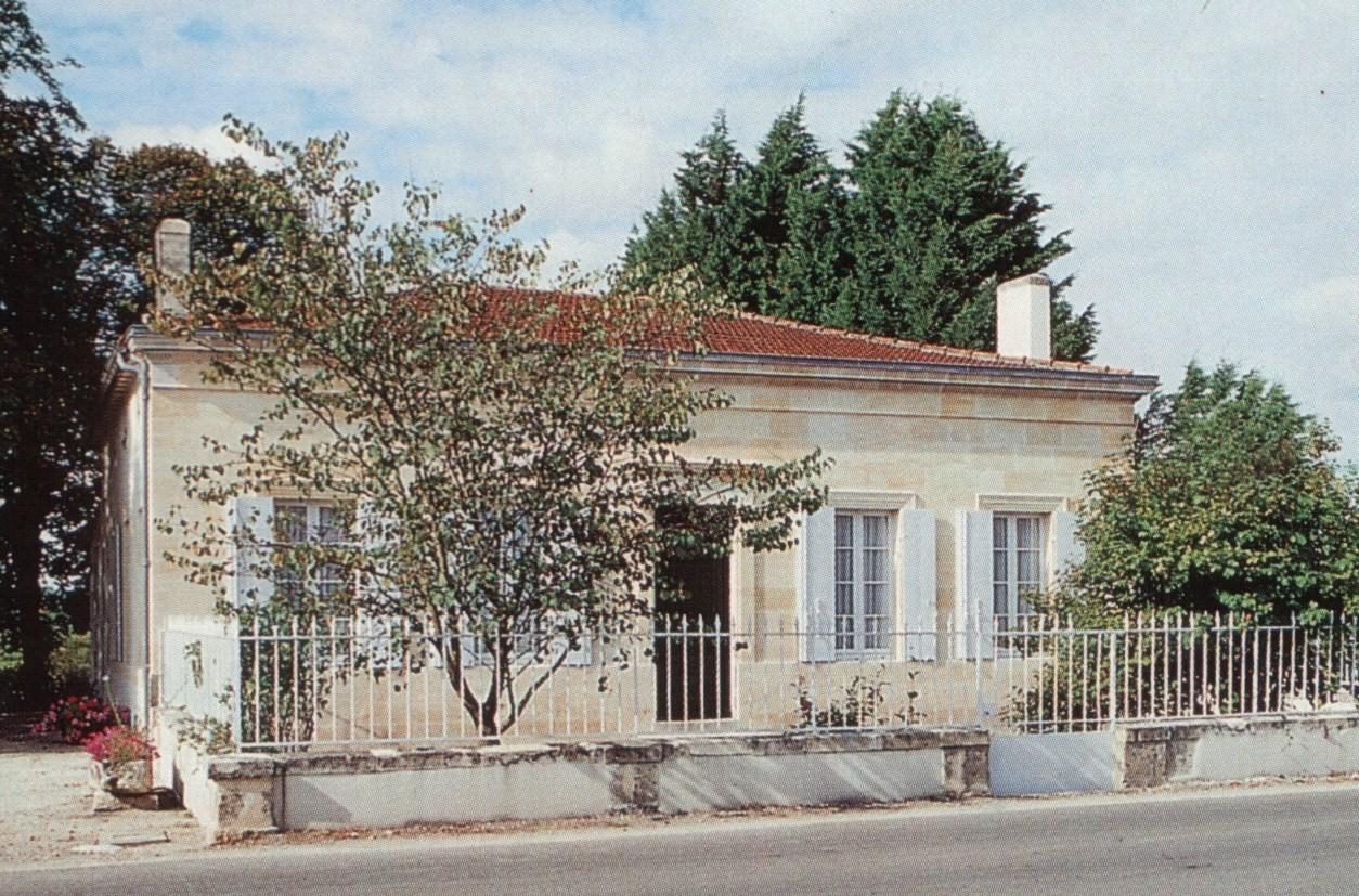 Château Ruat Petit Poujeaux - Château