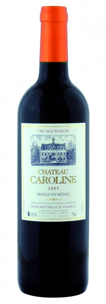 Chateau Caroline - Bouteille 2005