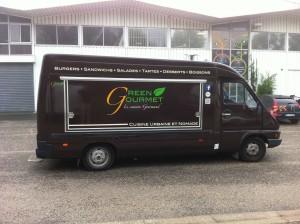 Green Gourmet - Camion