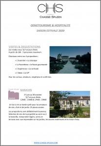 Chasse-Spleen - Oenotourisme & Hospitalité 2020-1