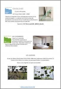 Chasse-Spleen - Oenotourisme & Hospitalité 2020-2