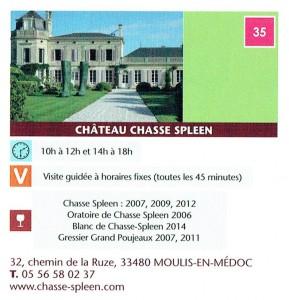 WEPO 2016 - Chasse-Spleen