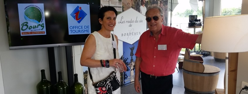 BFV 2016 - Karin et Michel Gironde Tourisme