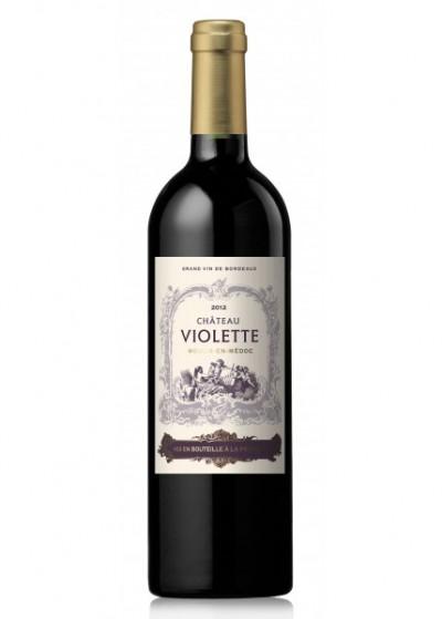 Château Violette - Bouteille (2012)