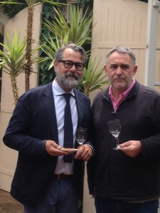 Jean-Pierre FOUBET et Patrick MEYNARD - Crédit Photo Florence RONDEAU