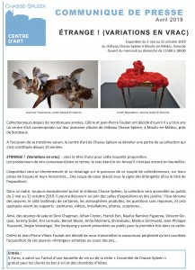 CP Centre d'Art Exposition Chasse Spleen-1