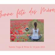 2021_06_18 - Soirée Yoga & Wine