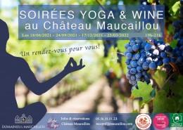 Soirées Yoga & Wine 2021